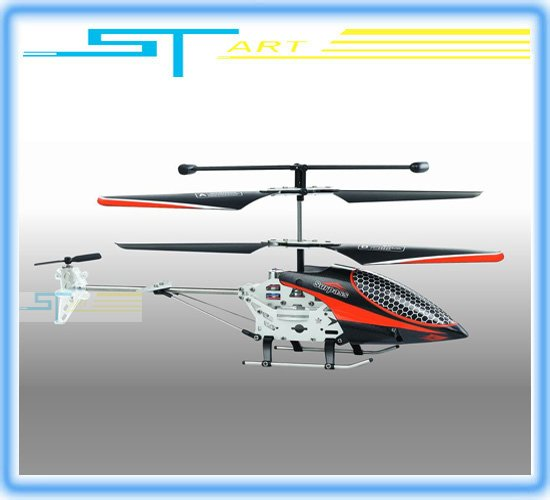 Wholesale - S802 3.5ch metal gyro RC Helicopter radio control RTF ready to fly / Gyro LED Light USB charger rc toy electric(China (Mainland))