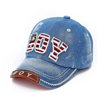 New Spring Summer Kids Fashion Caps Children Boys Girls Casual Cotton Letter Baseball Caps Adjustable Hip Hop Snapback Sun Caps(China (Mainland))