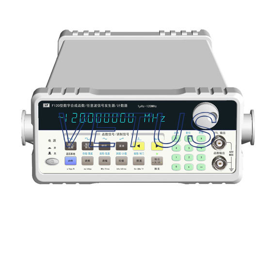 SPF120 Digital Synthesized Function Generator / Counter<br><br>Aliexpress