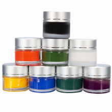 High Quality 8 Color Flash Color Fashion Safe Face Body Paint Oil Painting Art Makeup Kit For Party(China (Mainland))
