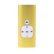 Cellphone Calls Recorder Dictaphone Voice Recording for iPhone for Samsung Smartphone Playback MP3 Player Gold(China (Mainland))