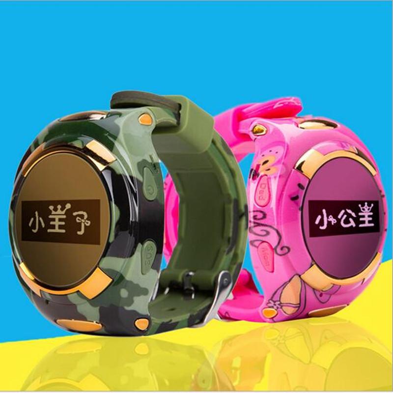 Children Smart Watch Phone GPS Locator Waterproof Wifi Boys and Girls Children Foreign Trade New OEM Smart Watch(China (Mainland))