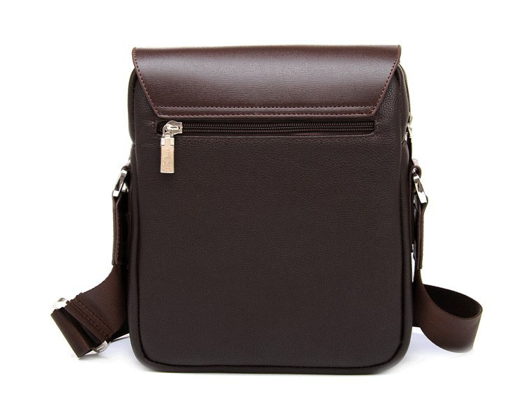 2015 Designer Kangaroo Brand men messenger high quality bags shoulder bag Genuine pu Leather Men Bag