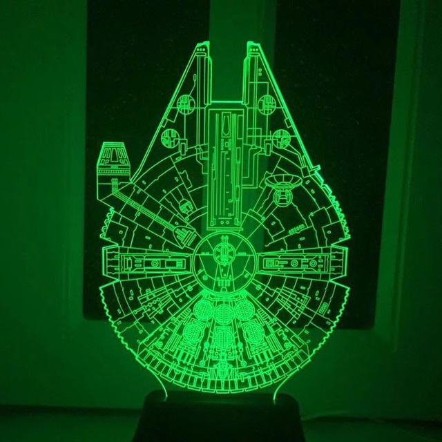 Star Wars Light Toys