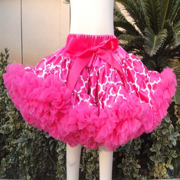 New Girls Kids Tutu Skirt Princess Party Ballet Dance Wear Pettiskirt Costume Drop shipping PETS-168