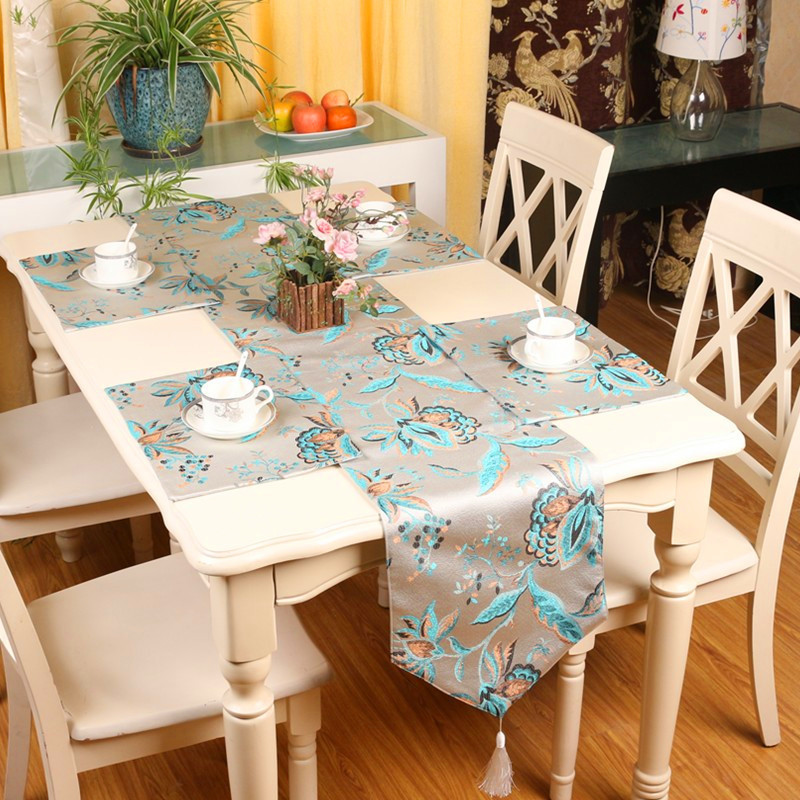 Online Buy Wholesale embroidered bed runner from China embroidered ...