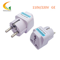 Top Universal Travel Adapter 110v 220v 10A GE AU US EU UK Adapter Converter AC Power