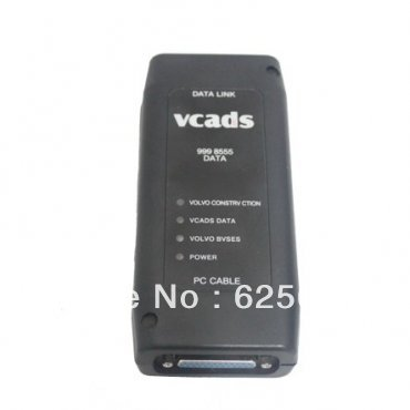Newest Volvo Truck Diagnostic Tool Volvo VCADS Pro 2.35 Version volvo vcads pro(China (Mainland))