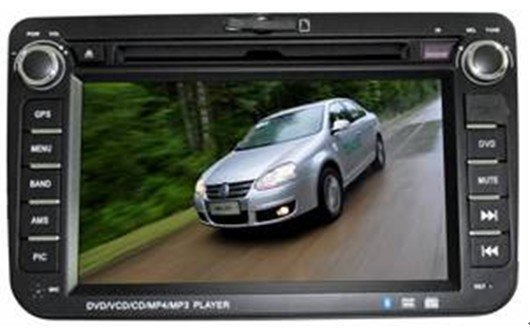 "2din 7""  VOLKSWAGEN--SAGITAR & MAGOTAN car player with DVD, Radio, Bluetooth,MP5, IPOD, USB"