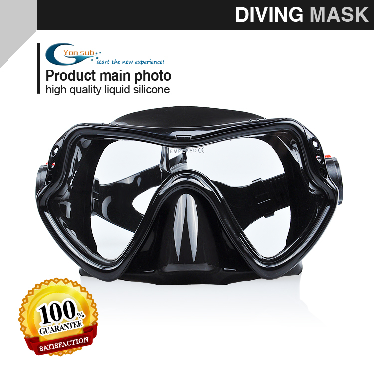 HOT SALE New Scuba Swimming Diving Mask Snorkeling Silicone Mask Free Shipping<br><br>Aliexpress