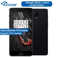Original OnePlus 3T A3010 5.5'' SmartPhone Snapdragon 821 Quad Core 6GB RAM 64GB ROM Mobile Phone Android 6.0 NFC 3400mAh - ETstar store
