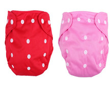 Hot Baby Newborn Diaper Washable Reusable nappies changing cotton training pant happy flute cloth diaper sassy