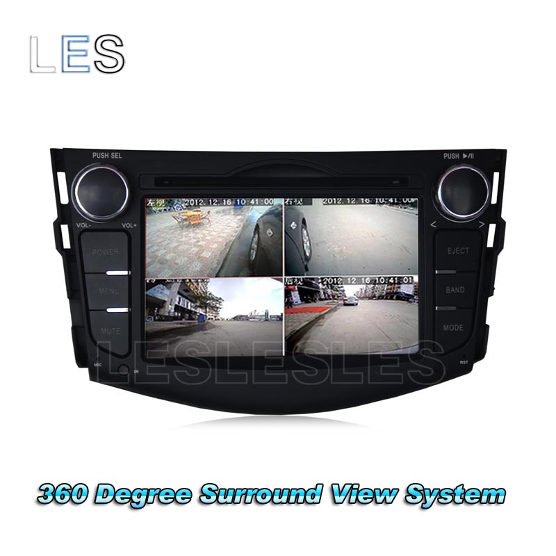 Seamed 360 Degree Fit all cars Which install after market DVD Player 360 All Around Bird View 1(China (Mainland))