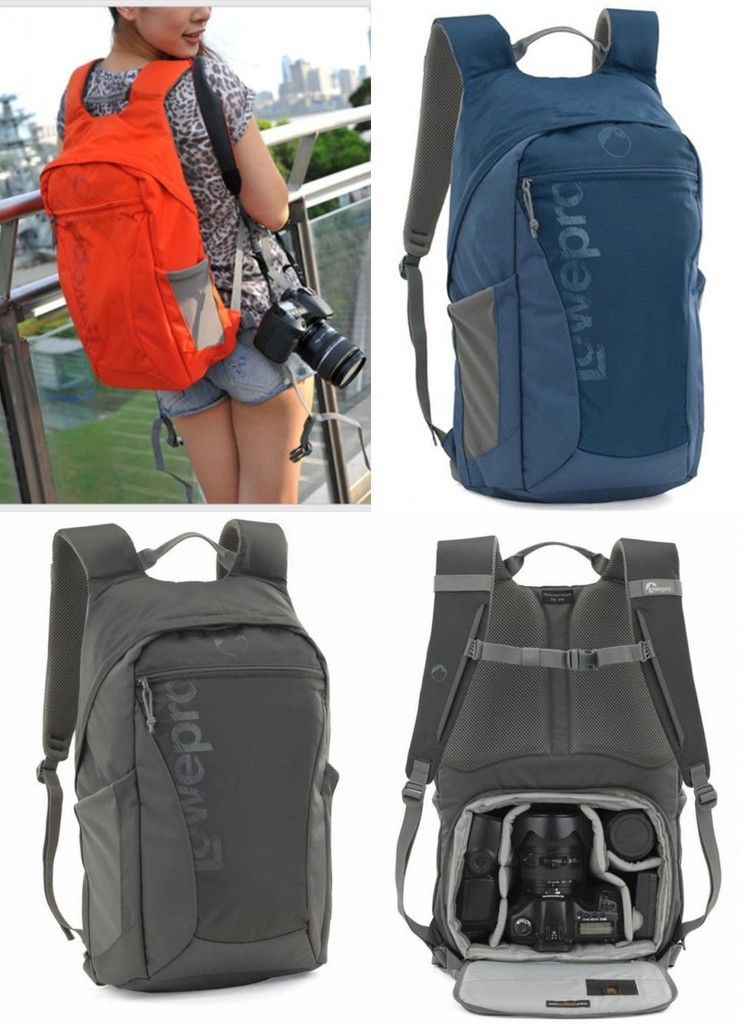 Genuine Lowepro Photo Hatchback 22L AW DSLR Camera Bag Daypack Backpack with All Weather Cover wholesale<br><br>Aliexpress