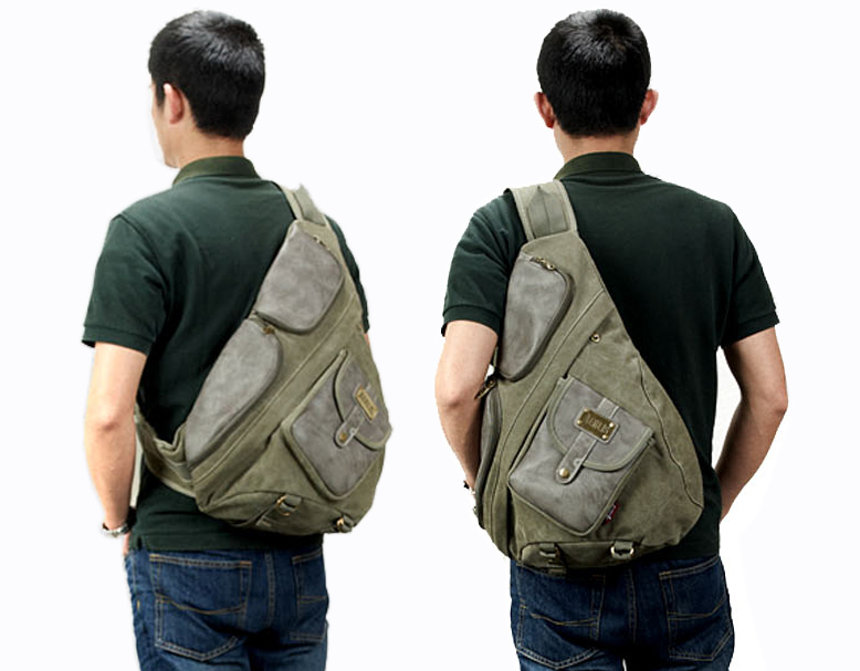 Sling Shoulder Bag Backpack 20