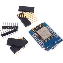 D1 mini - Mini NodeMcu 4M bytes Lua WIFI Internet of Things development board based ESP8266 by WeMos(China (Mainland))