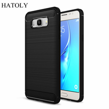 Buy Samsung Galaxy J7 2016 Case Anti-knock Soft TPU Brushed Rugger Silicone Hybrid Phone Cases Cover Samsung J7 2016 J710F (< for $2.67 in AliExpress store