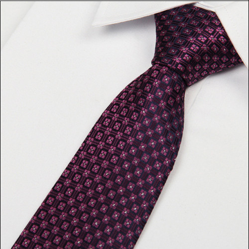 8 cm corbatas hombre 2016 new arrival neck tie purple