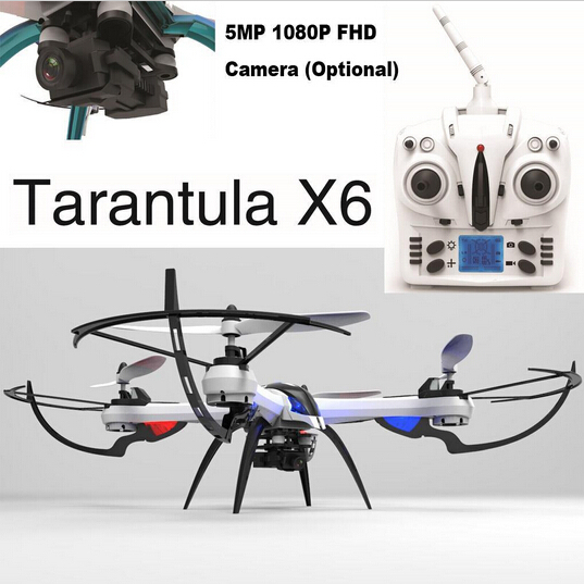 Tarantula X6 JJRC H16 Yizhan Dron with Wide-Angle 5MP 1080P 2MP 720P HD Camera 2.4G 4CH 6Axis Air Drone RC Quadcopter Helicopter(China (Mainland))