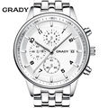 Watches Men Luxury Top Brand GRADY New Fashion Men s Big Dial Designer Quartz Watch Male