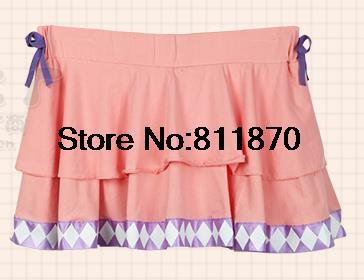 ORZ Japanese Anime Sasami san at Ganbaranai Cosplay Costume Tsukuyomi Sasami Girl Cute Summer Daily Short