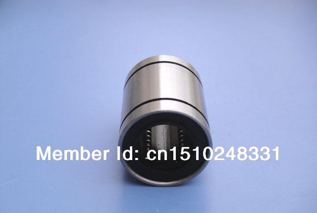 20pcs /lot Free shipping LM8UU 8mm Linear Ball Bearing Bush Bushing cnc parts 3D printer(China (Mainland))
