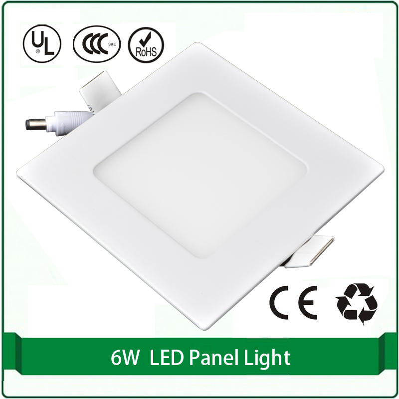 free shippinglight panel 6W led panel 120x120 square led panel light panel led surface panel<br><br>Aliexpress