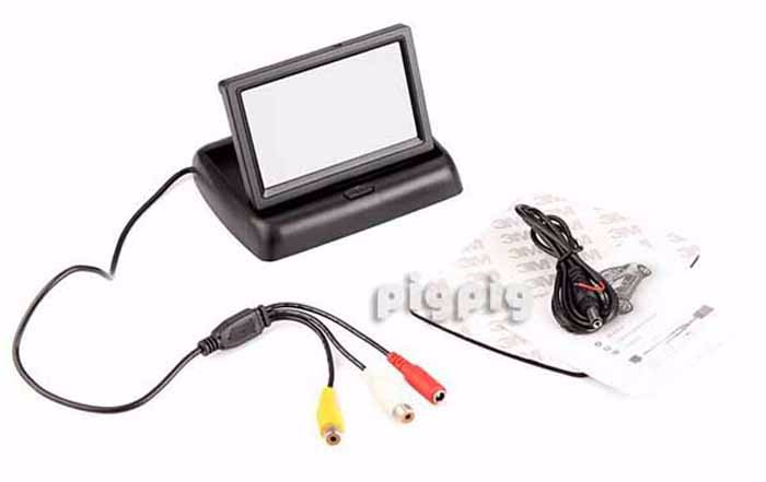 Wireless HD LCD Car Monitor Reverse (end 6/19/2020 12:15 PM)