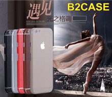 B2CASE hot sale For apple iphone 5 5S SE 5G Front + Back fashion cool Dual Layers Label Leather Pattern Cellphone Sticker Film