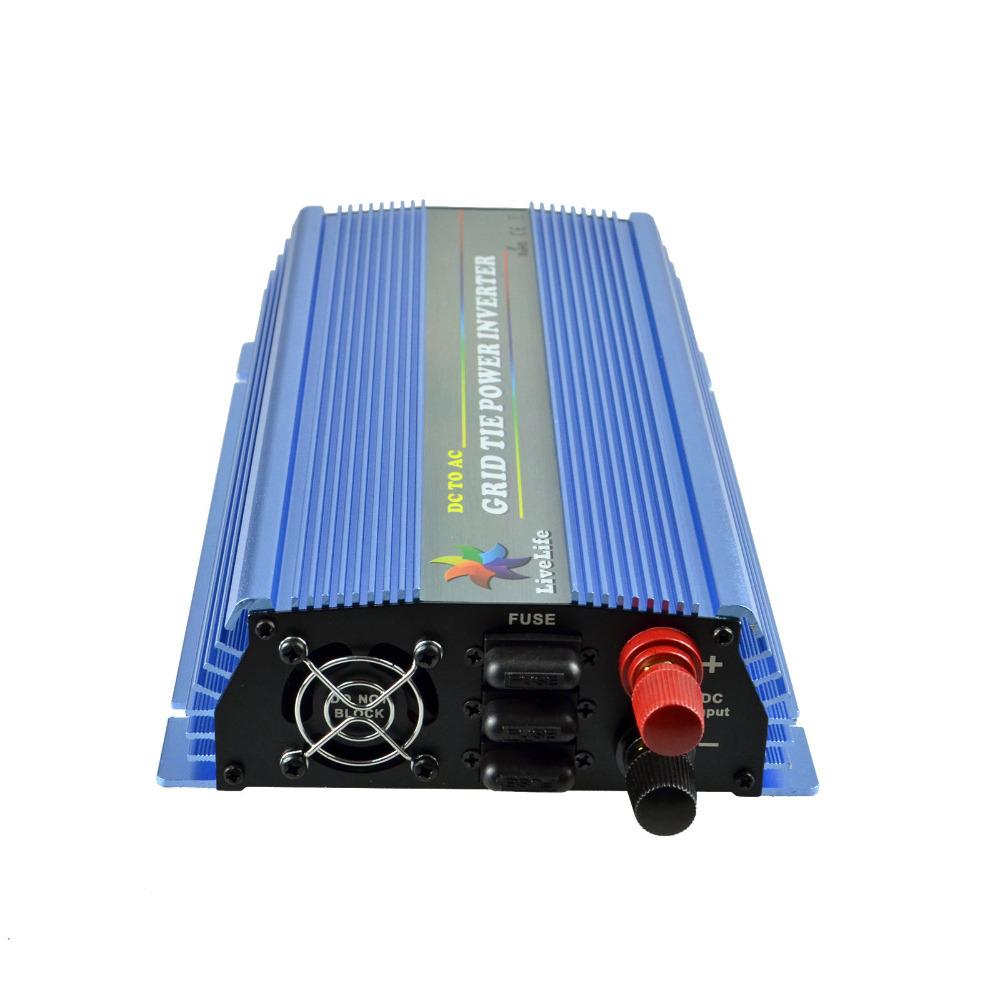 Grid Tie Inverter 1000W DC20V-45V to AC220V Power Inverter With MPPT Functions(China (Mainland))