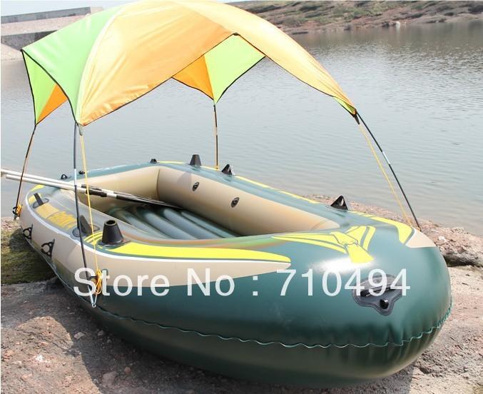 навес для резиновой лодки сделай сам