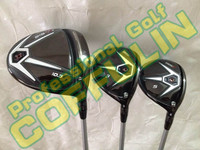 2015 915 D2 D3 Golf Driver 9.5*/10.5* 915F Fairway Woods 15*/18* With Diamana M50 Graphite Shafts Golf Headcovers Free Shipping