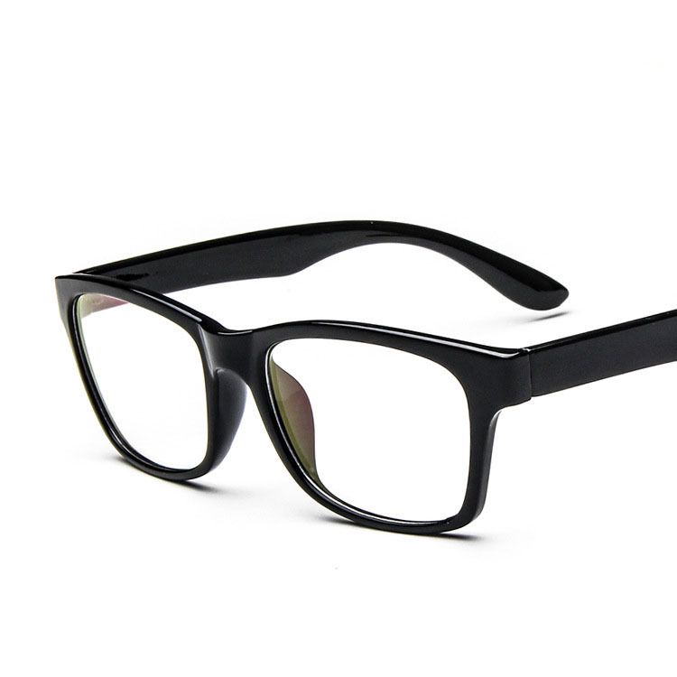 2015 summer style new brand retro big frame glasses frame 2296 fashion square glasses women men