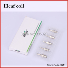 Original Ismoka Eleaf BDC Atomizer Coil Head Replacement Coils For Ijust Kit E Cigarette Atomizer Coil 5pcs/lot
