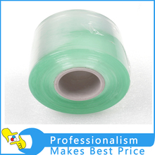 Free Shipping 1 x  6cm Width Self-Adhesive Transparent Wraping Packing Stretch Film(China (Mainland))