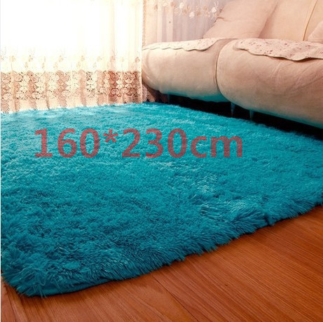 Factory wholesale thickening washing does not fade rugs and carpets/ bedroom carpets bed mat cushion can be customized 160*230cm(China (Mainland))