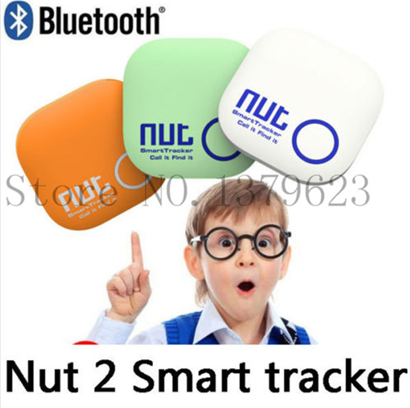 New arrival Nut 2 Bluetooth Anti-Lost Alarm Locator Smart Tracker GPS Finder Child Pet For iPhone andriod(China (Mainland))