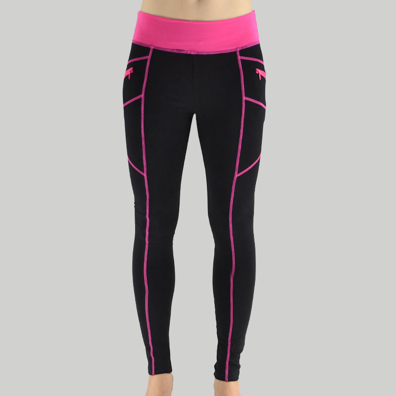 Hot-Pink-Ladies-Yoga-Pants-Full-Length-Patchwork-Zippers-Pockets-Design-Sports-Pants-Stretched-Soft-Cozy.jpg