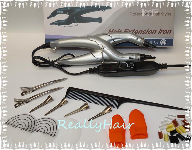 Щипцы для наращивания волос Reallyhair Loof l/668 L-668 щипцы для наращивания волос loof 1 jr 611professional pre au uk l 611