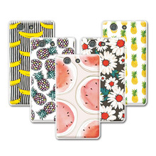 Buy Fruit Art Printing Banana Minions Case Sony Xperia Z3 Compact / Z3 Mini Case Cover Sony Xperia Z3 Mini Cover+Free Stylus for $1.35 in AliExpress store