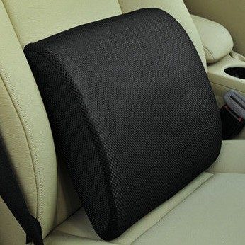 Car tournure lumbar support pillow bamboo charcoal health sandwich waist cushion car dual - Sparkle Star Super Market store