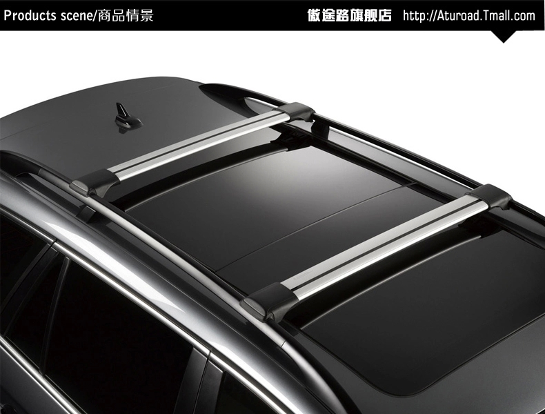 Free shipping for subaru forester 2006 2007 2008 Horizontal type Car roof luggage rack(China (Mainland))