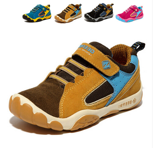 2016 autumn children shoes girls boys brand shoes kids leather sneakers sport shoes boys sneakers(China (Mainland))