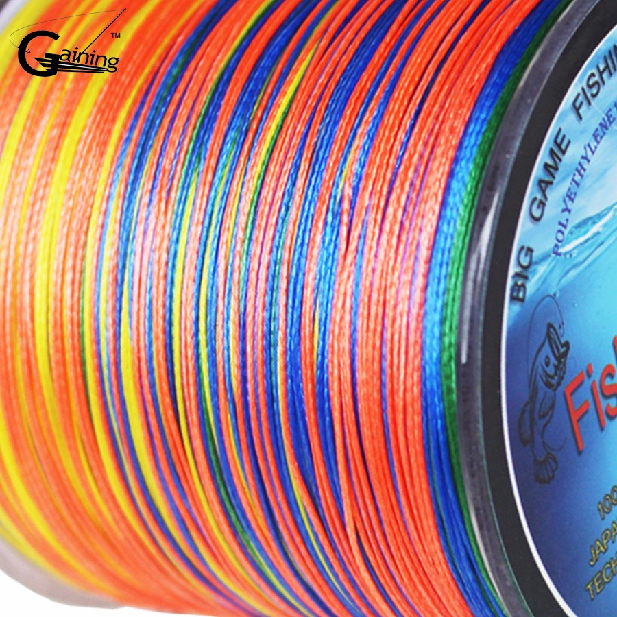 8 strands braided fishing line 1500m