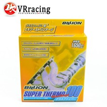 VR RACING STORE- BILLION 100 Thermal Wrap,exhaust insulating warp,header warp , exhaust pipe warp 10meter 1650'C