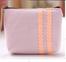 Простой и стильный новый корейский бархат конфеты цветные сумка монета 3 цвет