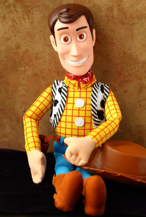 40cm Toy Story 3 WOODY Plush Dolls Soft stuffed Toy for children Christmas gift(China (Mainland))
