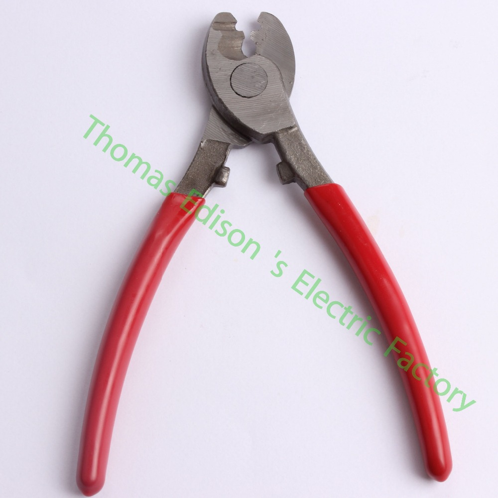 LK-22A Germany design Max 25mm2 cable cutting Mini Design Hand Cable Cutters tool,not for cutting steel or steel wire(China (Mainland))