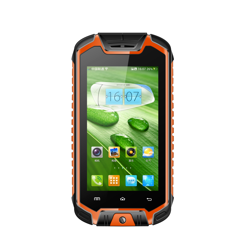 AIEK Z18 Mobile Phone Mini smartphone Quad Band 2.4 inch Dual Sim MTK6572 Android 4.2 GSM Slim waterproof dustproof Cell phone(China (Mainland))