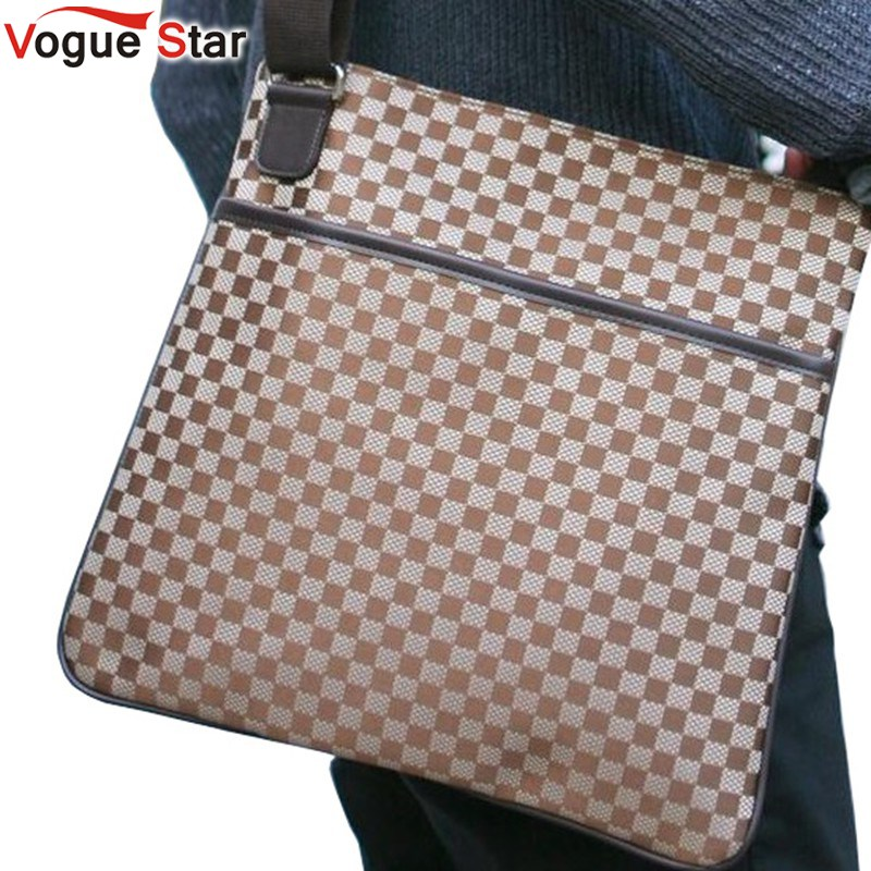 Vogue Star 2016 Hot sale canvas man bag cheap men messenger bag Fashion bag DX165(China (Mainland))